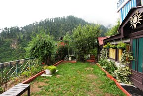 Sojourn Boutique Suite Manali
