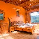 cottage2 orange bedroom 150x150 Cottage II
