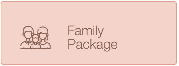 Family Package, Sojourn Cottages